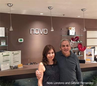 Novo Spa Owners (best spas in Toronto)